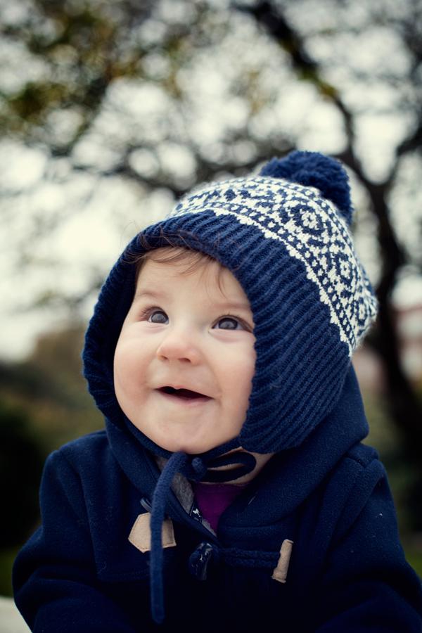 babybilleder udenfor