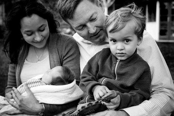 familieportrætter