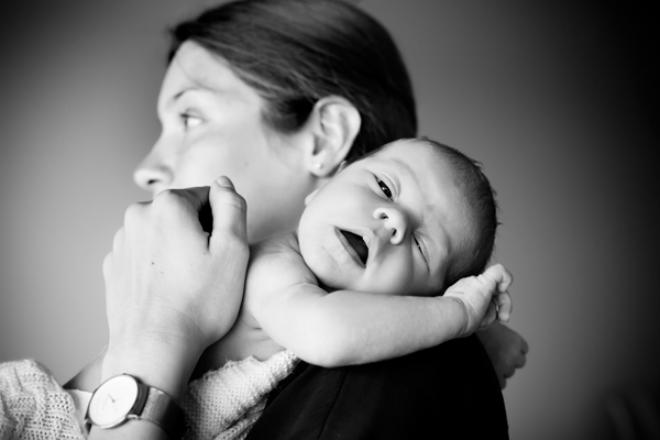 Nyfødt fotografi