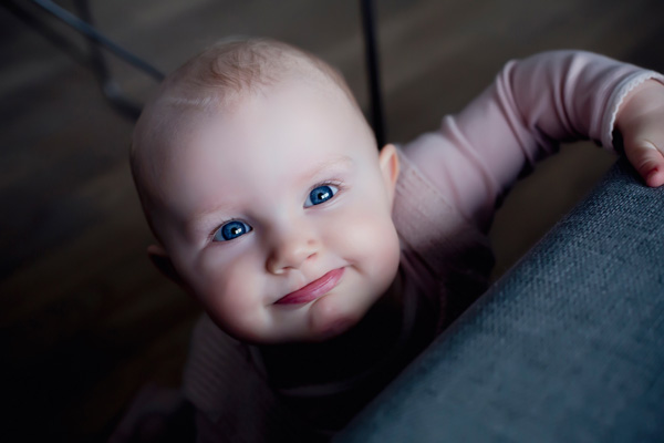 babyportræt