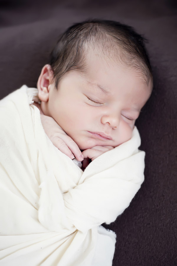 nyfødt fotograf