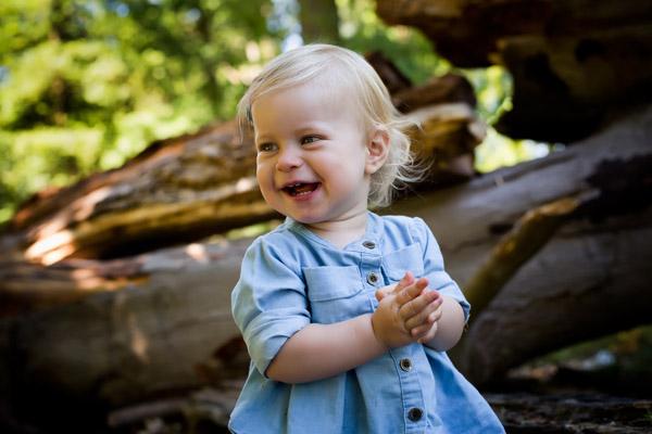 babyportrætter i Dyrehaven
