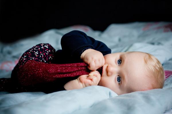 babyportrætter hjemme hos dig