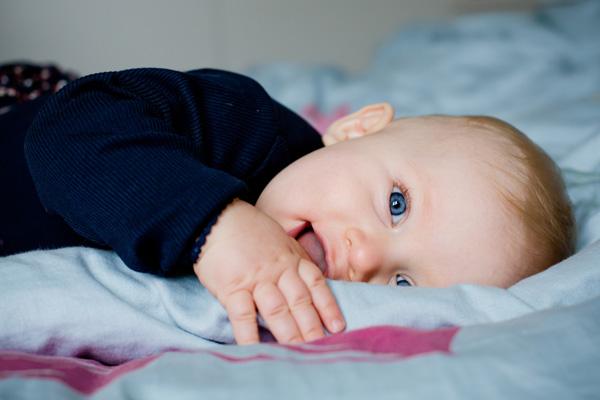 babyportrætter hjemme